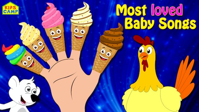 Most Loved Baby Songs