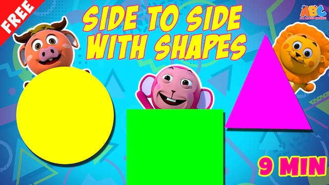 Side To Side With Shapes