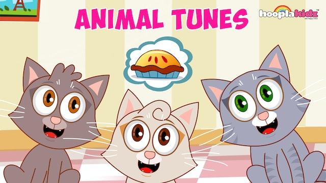 HooplaKidz - Animal Tunes