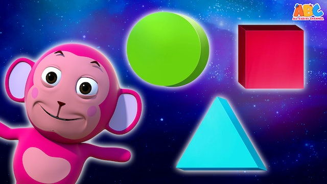 All Babies Channel - Learn Shapes In Galaxy