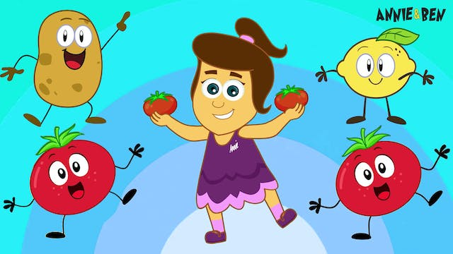 Sing With Annie & Ben - Tomato Song