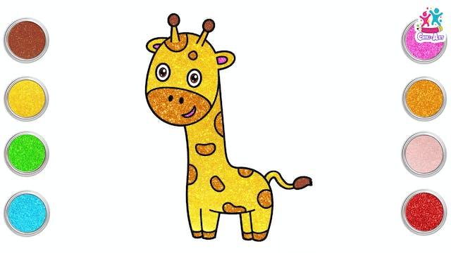 Chiki Art - Giraffe