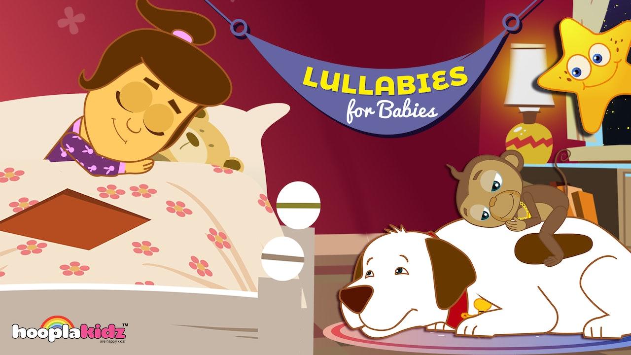 Lullabies for Babies by HooplaKidz