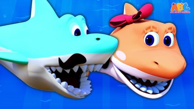 All Babies Channel - Shark Finger Family