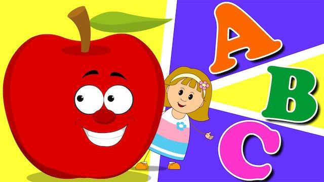 KidsCamp - ABC Phonics Song