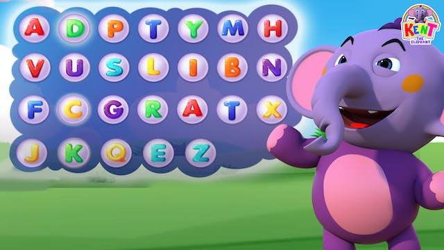 Kent The Elephant - Word Farm Puzzle