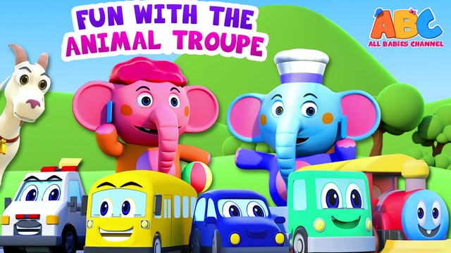 Fun With The Animal Troupe