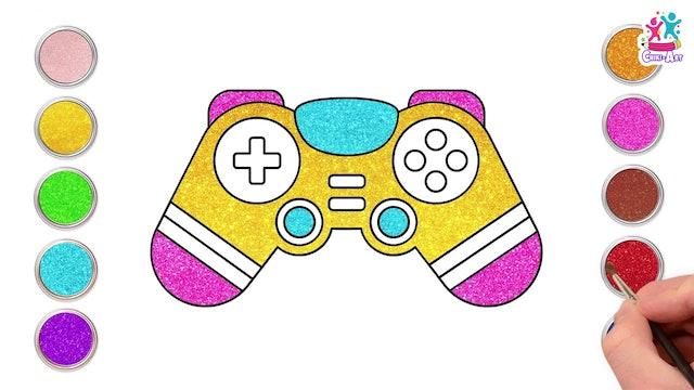 Chiki Art - Video Game Controller