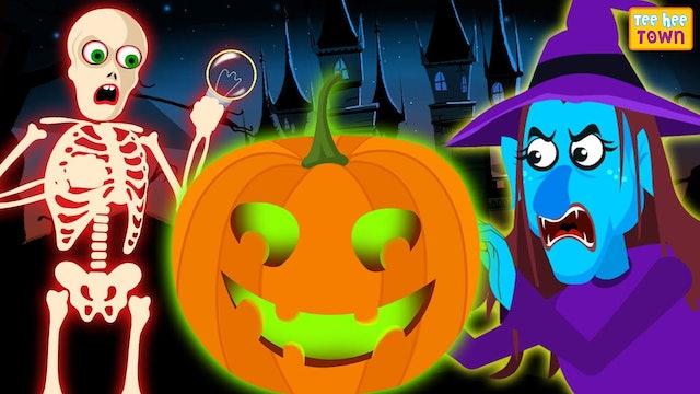 Teehee Town - Pumpkin Halloween