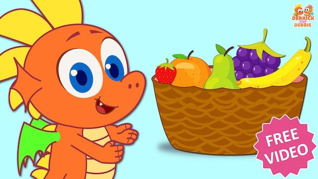 Derrick & Debbie - Pack A Fruit Basket
