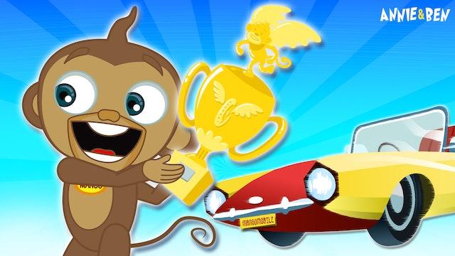 The Worlds Fastest Monkey