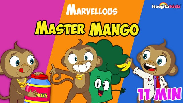 Marvelous Master Mango