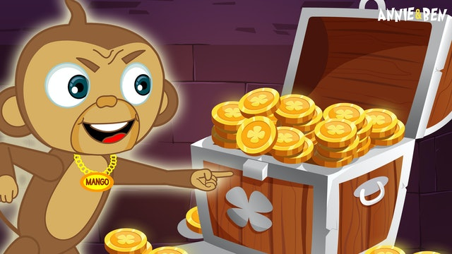 Annie And Ben - Mango's Treasure Hunt