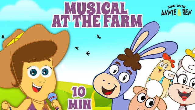 Movie Of The Day - Musical At The Farm
