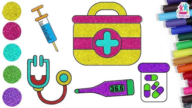 Chiki Art - Medical Kit