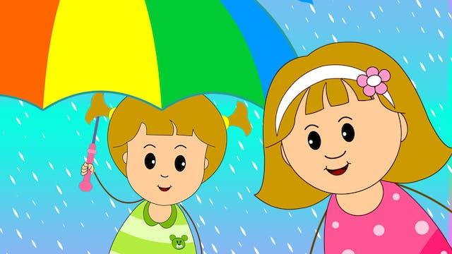 Rain Rain Go Away With Elly's Family