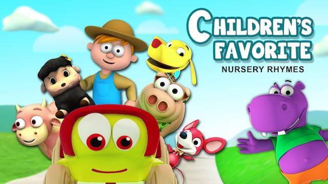 Children's Favorite Nursery Rhymes