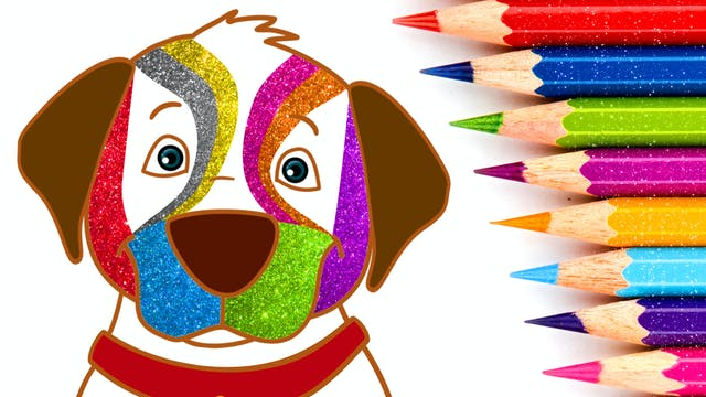 Learn Colors With Ben's Face Painting