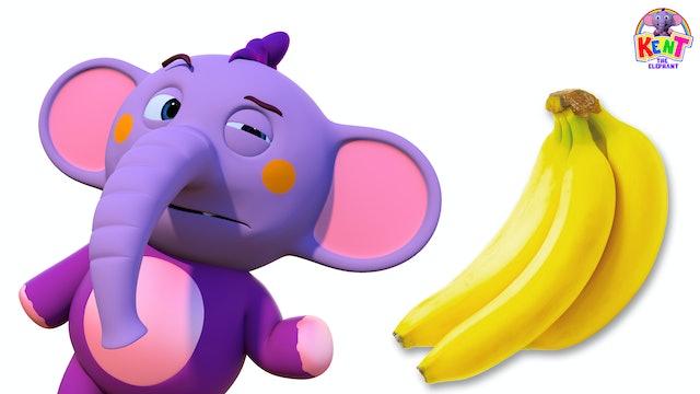 Kent the Elephant - Kent Finds Banana