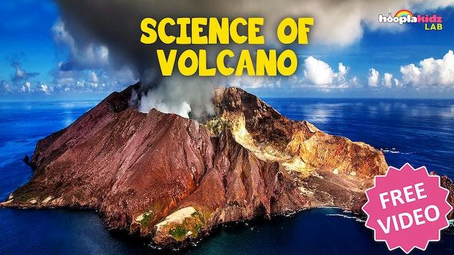 Science Of Volcano