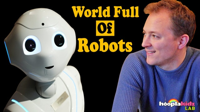 World Full Of Robots