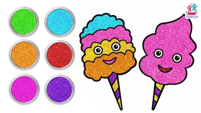 Chiki Art - Cotton Candy