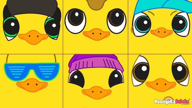 Duck Finger Family (Hip Hop Style)