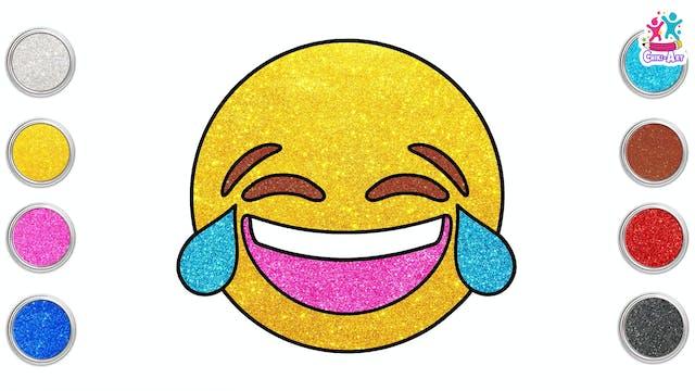 Chiki Art - Laughing Emoji