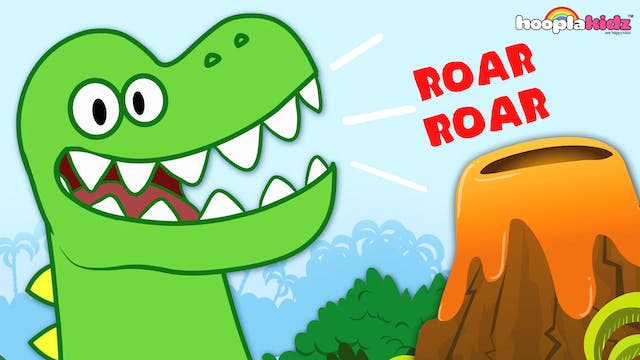 HooplaKidz - Learn Colors With Dinosaurs