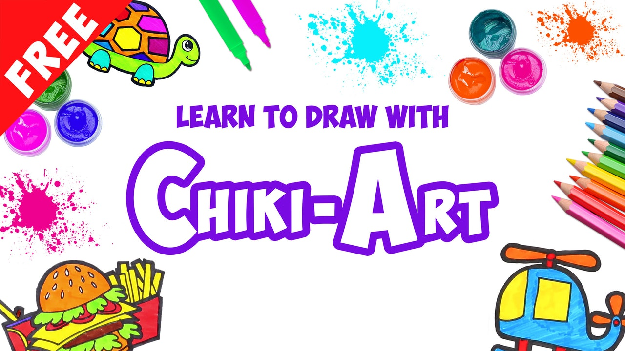 Chiki Art - Drawing Fun