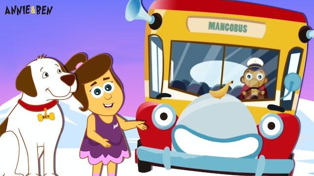 Annie & Ben - Wheels On The Bus (Adventure Gang)
