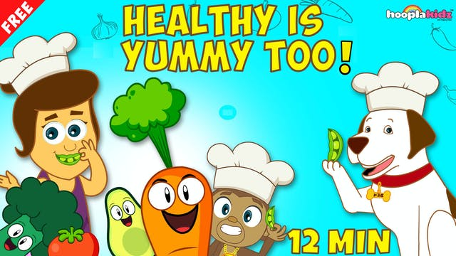 Movie Of The Day - Healthy Is Yummy Too
