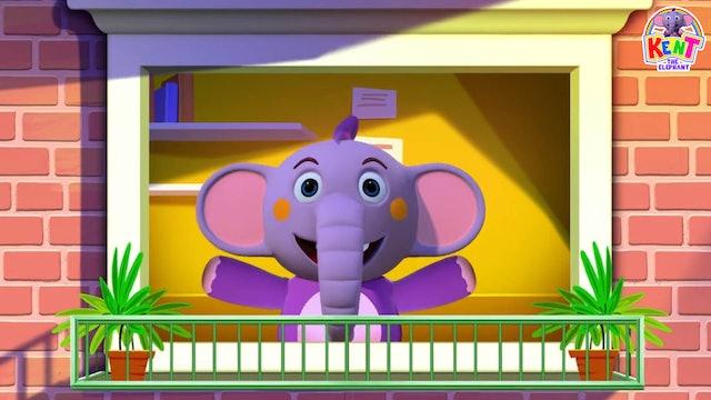 Kent The Elephant - Outside The Window I See
