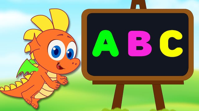 Derrick & Debbie - ABC Phonics Song