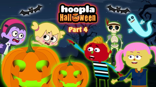 Hoopla Halloween - Part 4