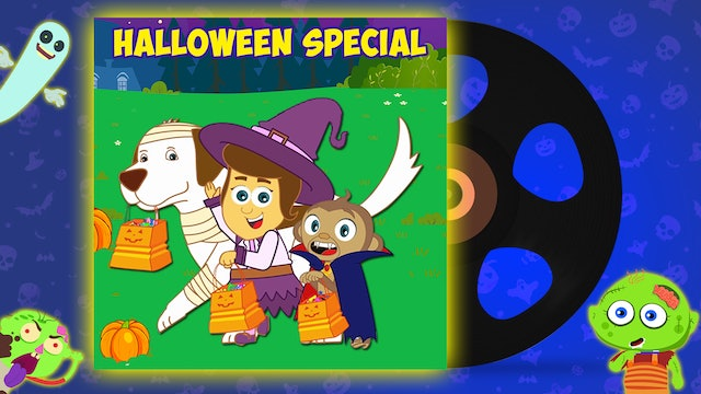 Halloween Songs - All Seasons