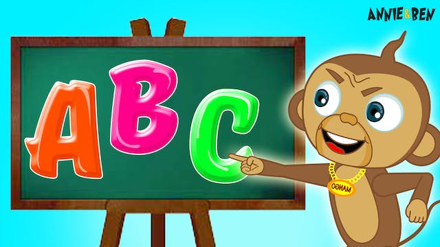Annie And Ben - Learn ABC