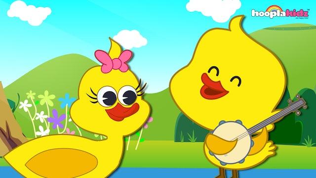 HooplaKidz - Five little ducks