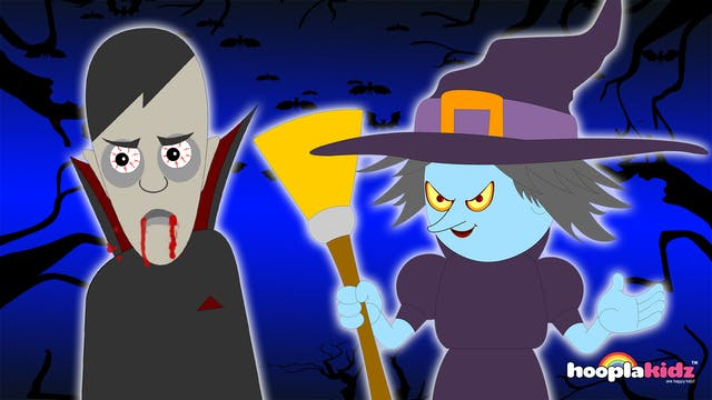 HooplaKidz - HalloweenSong