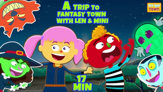Movie Of The Day - A Trip To Fantasy Town with Len & Mini