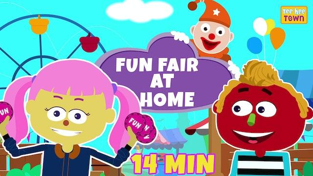 Fun Fair At Home