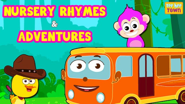 Nursery Rhymes And Adventures