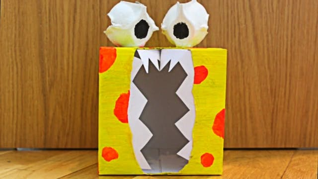 How to Make A Monster Box