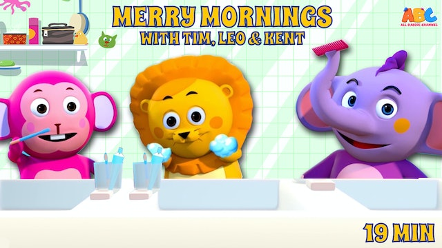 Movie Of The Day - Merry Mornings with Tim, Leo & Kent