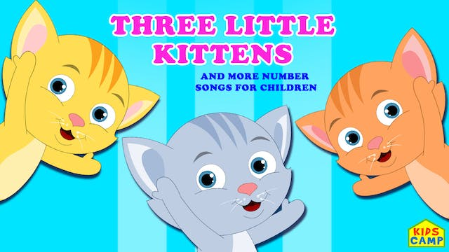 Three Little Kittens And More Number ...