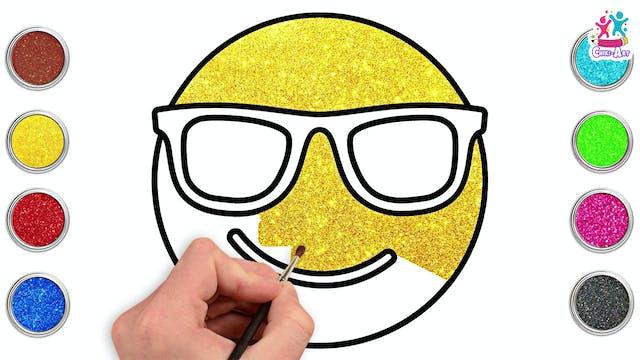 Chiki Art - Cool Emoji
