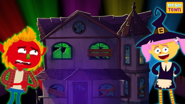 What Is So Amazing About A Haunted House? - Halloween Songs by Teehee Town