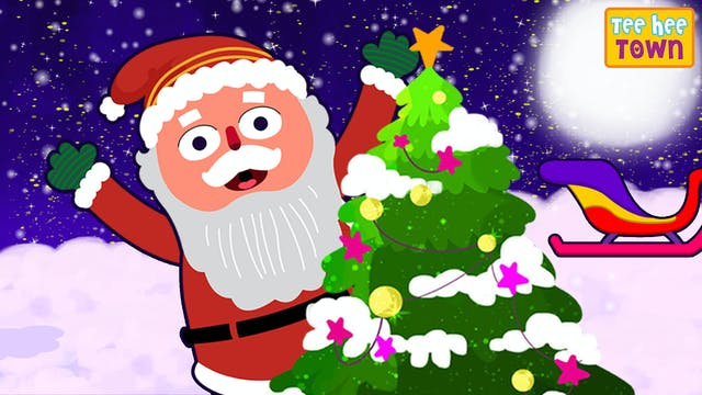 Teehee Town - Jingle Bells