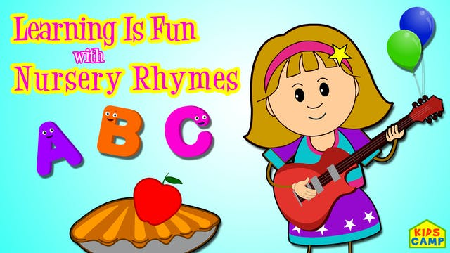 Learning Is Fun With Nursery Rhymes