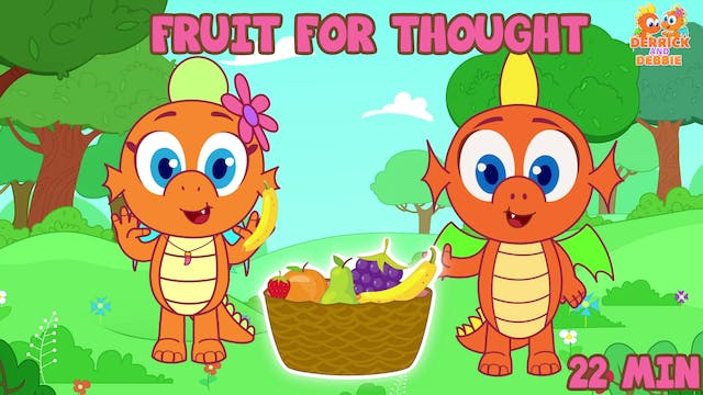 Movie Of The Day - Fruit For Thought